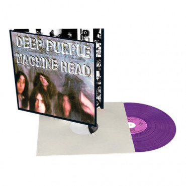 Deep Purple - Machine Head (Coloured Vinyl)(LP)