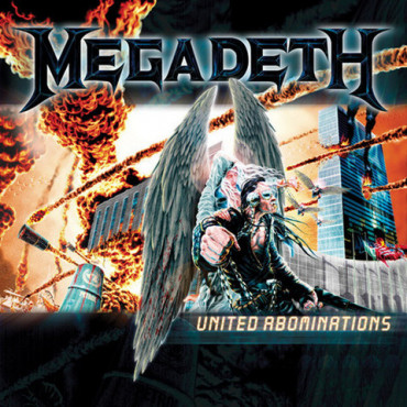 Megadeth - United Abominations (LP)