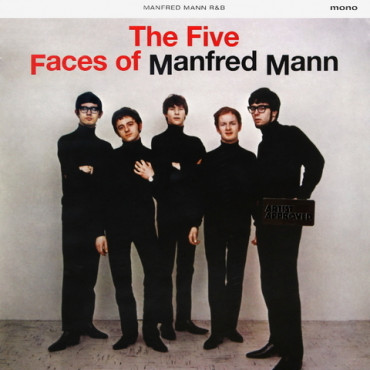 Manfred Mann ‎- The Five Faces Of Manfred Mann (LP)