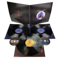 Magnum - Wings Of Heaven Live (3LP+2CD)