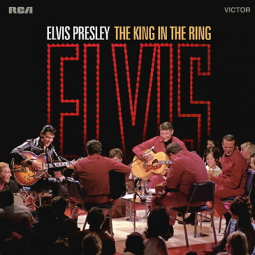 Elvis Presley - The King In The Ring (2LP)