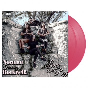 Lana Del Rey ‎- Norman Fucking Rockwell! (Limited Edition)(Coloured Vinyl)(2LP)