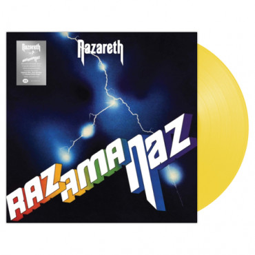 Nazareth - Razamanaz (Coloured Vinyl)(LP)