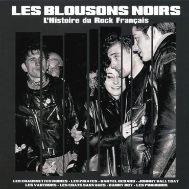 Сборник - Les Blousons Noirs: L'histoire Du Rock Francais (LP)