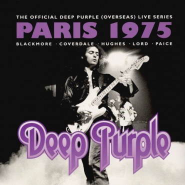 Deep Purple - Live In Paris 1975 (3LP)