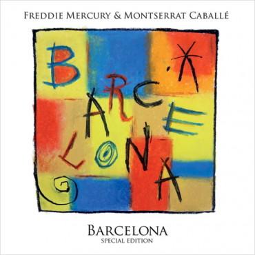 Freddie Mercury & Montserrat Caballe - Barcelona (Special Edition)(LP)