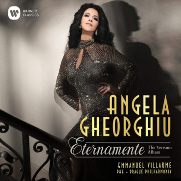Angela Gheorghiu - Eternamente - The Verismo Album (LP)