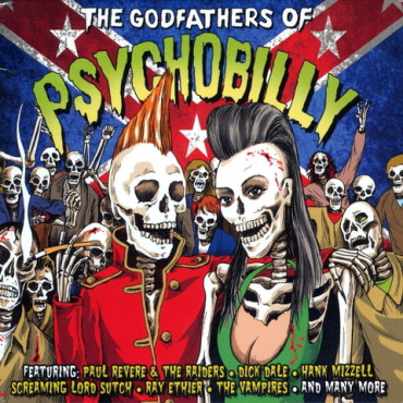 Сборник - The Godfathers Of Psychobilly (2LP)