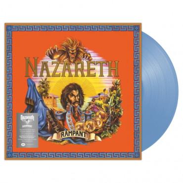 Nazareth - Rampant (Coloured Vinyl)(LP)