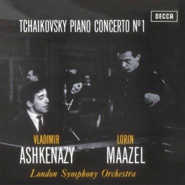 Vladimir Ashkenazy, London Symphony Orchestra, Lorin Maazel - Tchaikovsky: Piano Concerto No.1 (LP)