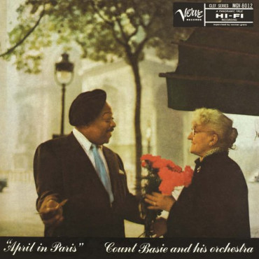Count Basie Orchestra - April In Paris (LP)