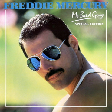 Freddie Mercury - Mr Bad Guy (Special Edition)(LP)