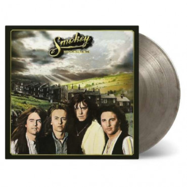 Smokey - Changing All The Time (Coloured Vinyl) (2LP)