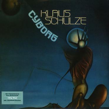Klaus Schulze - Cyborg (2LP)