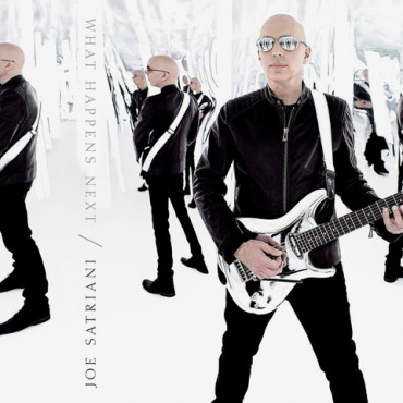 Joe Satriani - What Happens Next (2LP)