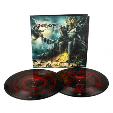 Venom - Storm The Gates (Picture Disc)(2LP)