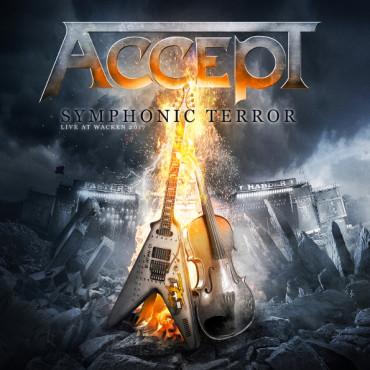 Accept - Symphonic Terror Live At Wacken(3DVD)