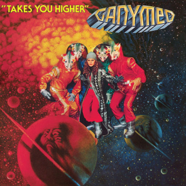 Ganymed ‎- Takes You Higher (LP)
