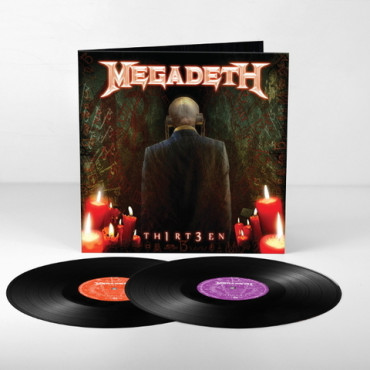 Megadeth - Th1rt3en (2LP)