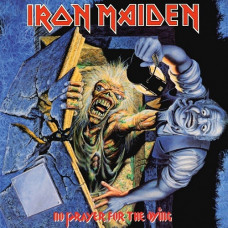 IRON MAIDEN - NO PRAYER FOR THE DYING (Винил)