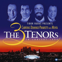 THE 3 TENORS - THE 3 TENORS IN CONCERT 1994 (2Винил)