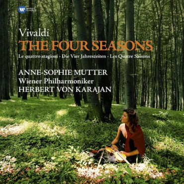 ANNNE-SOPHIE MUTTER/HERBERT KARAJAN/WIEN VIVALDI: THE FOUR SEASONS (Винил)