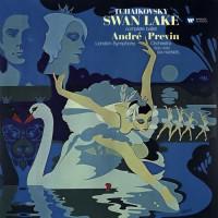 ANDRE PREVIN / LONDON SYMPHONY ORCHESTR TCHAIKOVSKY: SWAN LAKE (3Винил)