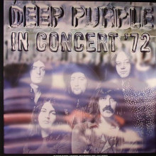 DEEP PURPLE - IN CONCERT '72 (2Винил)