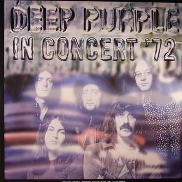 DEEP PURPLE - IN CONCERT '72 (2Винил)