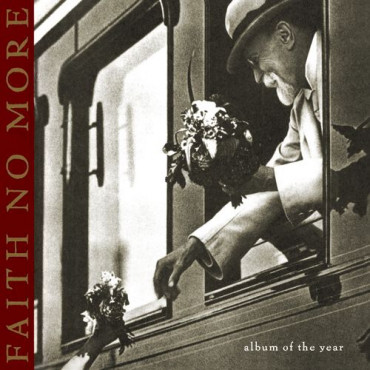 FAITH NO MORE ALBUM OF THE YEAR (2Винил)