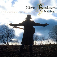 RITCHIE BLACKMORE'S RAINBOW - STRANGER IN US ALL (2Винил)