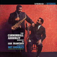 Cannonball Adderley In San Francisco (Винил)
