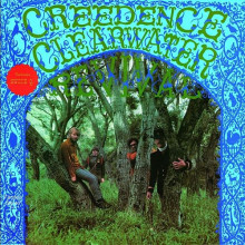 Creedence Clearwater Revival - Creedence Clearwater Revival (Винил)