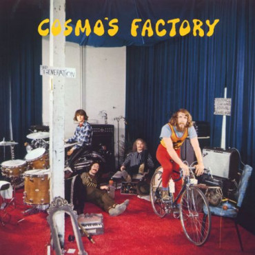 Creedence Clearwater Revival - Cosmo's Factory (Винил)