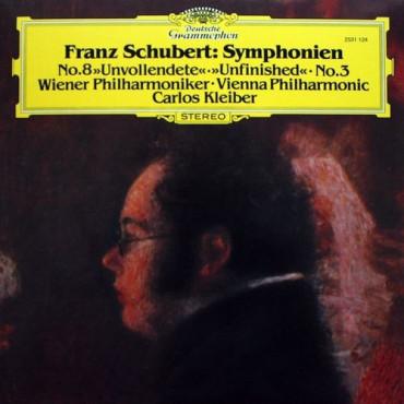 Carlos Kleiber Schubert: Symphony No.8 & Symphony No.3 (Винил)