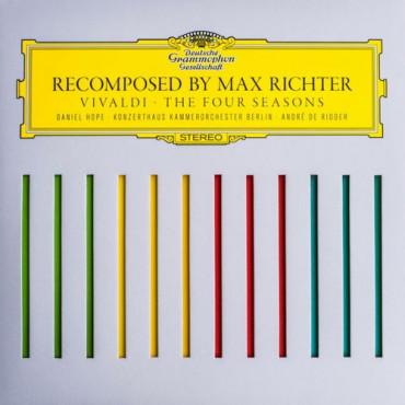 Max Richter Vivaldi: The Four Seasons (2Винил)