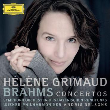 Grimaud, Helene Brahms: Piano Concertos (2Винил)
