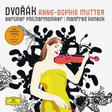 Anne-Sophie Mutter Dvorak: Violin Concerto (Винил)