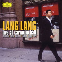 Lang Lang Live At Carnegie Hall (2Винил)