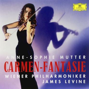 Anne-Sophie Mutter Carmen-Fantasie (Винил)