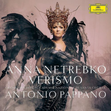 Netrebko, Anna Verismo (2Винил)