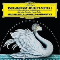 Mstislav Rostropovich - Tchaikovsky: Ballet Suites II - Swan Lak (Винил)