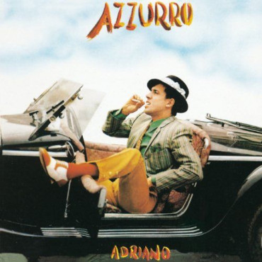 Adriano Celentano - AZZURRO (PICTURE DISC) (Винил)