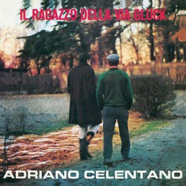 Adriano Celentano - IL RAGAZZO DELLA VIA GLUCK(PICTURE DISC) (Винил)