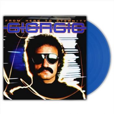 Giorgio Moroder - From Here To Eternity (Blue Vinyl) (Винил)