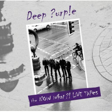 "DEEP PURPLE - Now What?! ""The Live Tapes"" (2Винил Ltd Gatefold)"