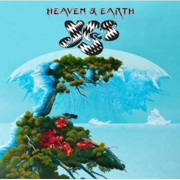 YES Heaven And Earth (2Винил)
