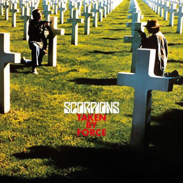 SCORPIONS TAKEN BY FORCE (50TH ANNIV. DELUXE ED.) (ВИНИЛ+CD)