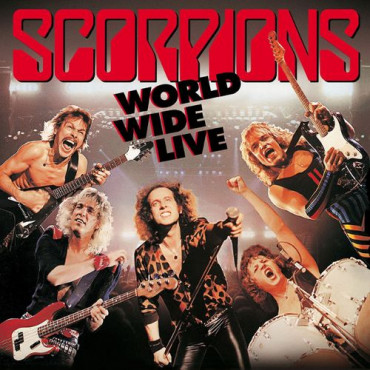 SCORPIONS WORLD WIDE LIVE (50TH ANNIVERSARY DELUXE (2ВИНИЛ+CD)