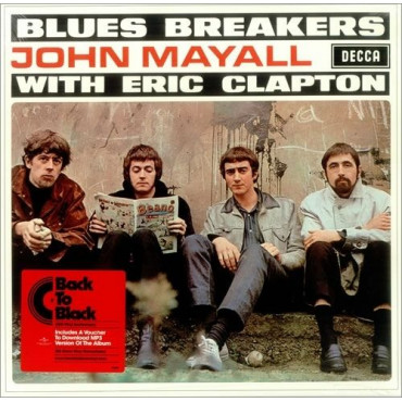 JOHN MAYALL BLUESBREAKERS (Винил)